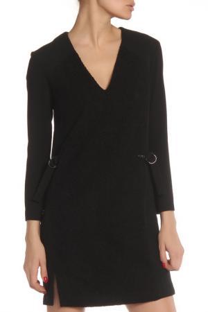Платье C.N.C.. Цвет: черный