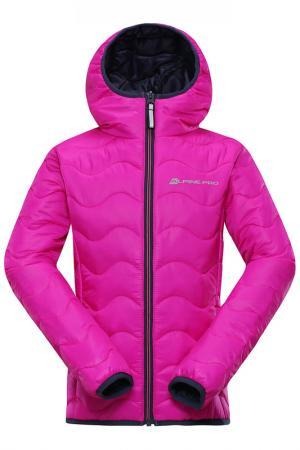 Jacket winter Alpine Pro. Цвет: pink