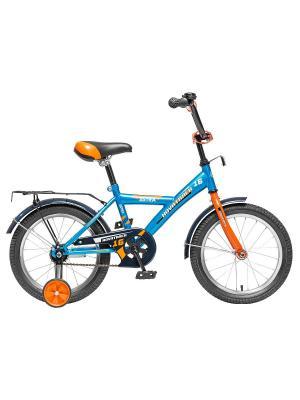 Велосипед 16 ASTRA NOVATRACK. Цвет: синий