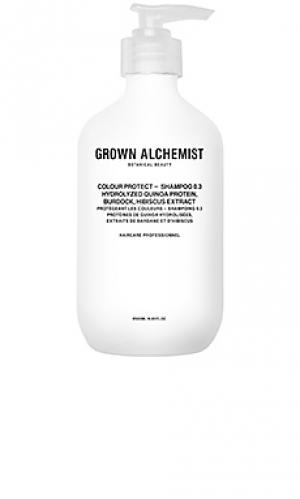 Шампунь colour protect Grown Alchemist. Цвет: none