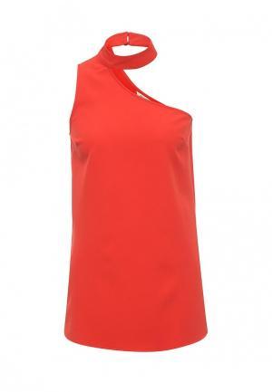 Блуза Miss Selfridge. Цвет: красный