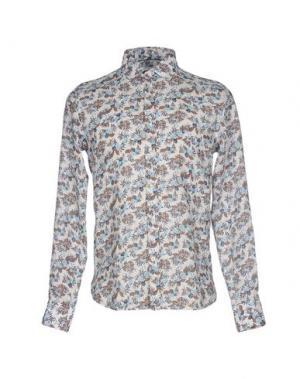 Pубашка BRANCACCIO C.. Цвет: коричневый