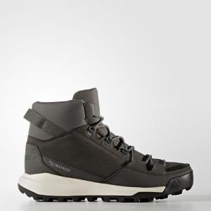 Ботинки TERREX Winterpitch CW CP  adidas. Цвет: черный