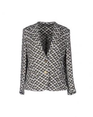 Пиджак NEW YORK INDUSTRIE. Цвет: серый