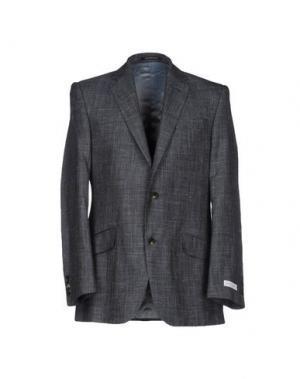 Пиджак RICHARD JAMES. Цвет: свинцово-серый