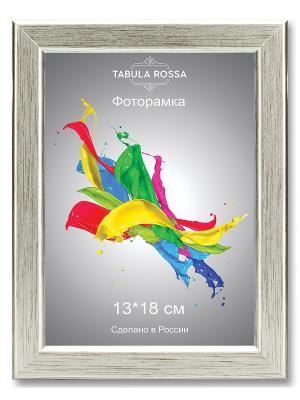 Фоторамка 13х18 №450 Tabula Rossa. Цвет: серебристый