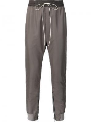 Спортивные брюки Fear Of God. Цвет: серый
