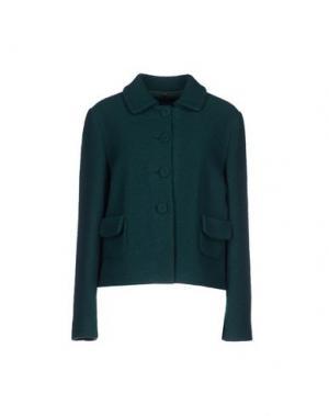 Пиджак N_8. Цвет: темно-зеленый