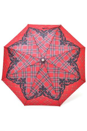 Зонт Chantal Thomass. Цвет: красный
