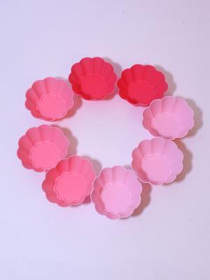 Набор форм силиконовых Vetta. Цвет: розовый