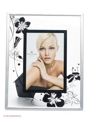 Фоторамка floral 1 VELD-CO. Цвет: черный