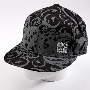 Бейсболка New Era  Infest Fit NewEra Black/Grey Foundation