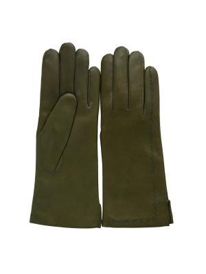 Перчатки PerstGloves. Цвет: оливковый