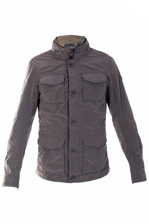 Ветровка Armani Jeans. Цвет: коричневый