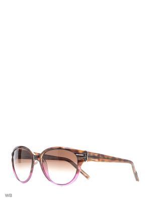 Солнцезащитные очки B 153 C2 Borsalino. Цвет: коричневый, фиолетовый
