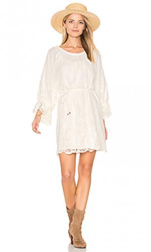 Платье jaedynn Ella Moss. Цвет: ivory