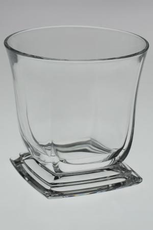 Стакан для виски, 6 шт Crystalite Bohemia. Цвет: прозрачный