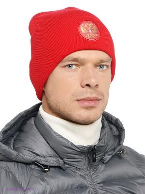 Шапка Atributika & Club. Цвет: красный