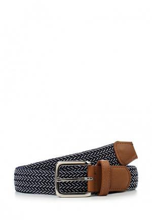 Ремень Burton Menswear London. Цвет: разноцветный