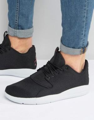Jordan Черные кроссовки Nike Eclipse 724010-001. Цвет: черный
