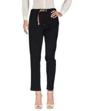 Повседневные брюки WHITE SAND 88. Цвет: черный