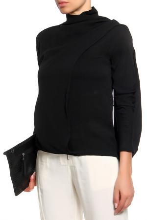 Блуза Albino. Цвет: черный