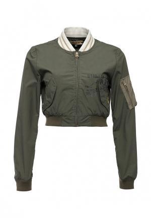 Куртка Met. Цвет: хаки