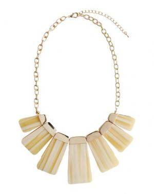 Ожерелье KENNETH JAY LANE. Цвет: желтый