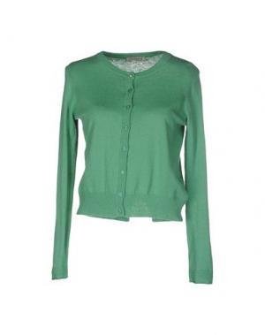 Кардиган TOY G.. Цвет: зеленый