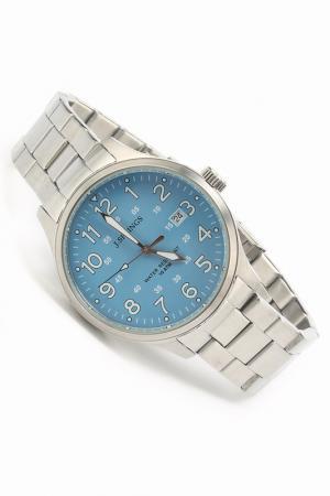 Наручные часы J.SPRINGS. Цвет: голубой