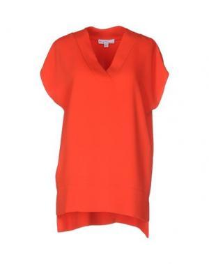 Блузка PIU' &. Цвет: оранжевый