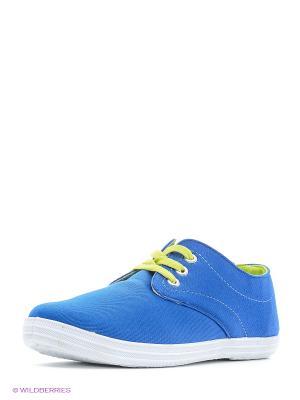 Кеды HCS. Цвет: синий