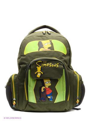 Рюкзак PROFF. Цвет: зеленый