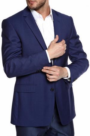 Пиджак Dormeuil. Цвет: синий