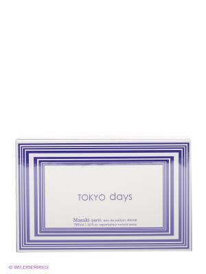 Туалетная вода Tokyo Days п/в 40 мл MASAKI MATSUSHIMA. Цвет: белый, синий