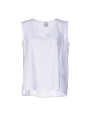 Топ без рукавов ...À_LA_FOIS.... Цвет: белый