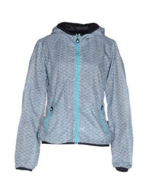 Куртка GABS. Цвет: небесно-голубой