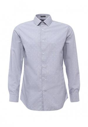 Рубашка Banana Republic. Цвет: серый