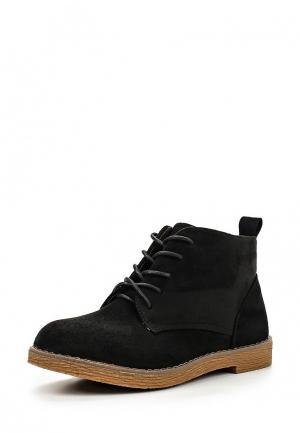 Ботинки Amore. Цвет: черный