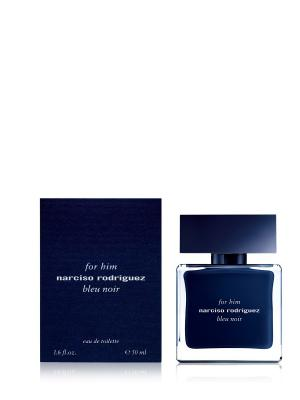 Bleu Noir edt 50 ml Narciso Rodrigues. Цвет: темно-синий