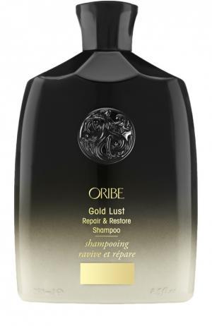 Восстанавливающий шампунь Gold Lust Repair & Restore Shampoo Oribe. Цвет: бесцветный