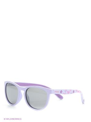 Солнцезащитные очки Polaroid. Цвет: лиловый