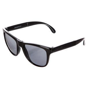 Очки  Kauai Shiny Black Sunpocket. Цвет: черный