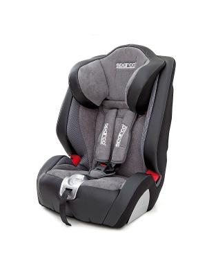 Детское кресло  (F 1000K-PU), SPC/DK-350GV BK/GY Sparco. Цвет: серый