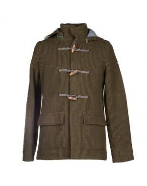 Куртка COOPERATIVA PESCATORI POSILLIPO. Цвет: зеленый-милитари