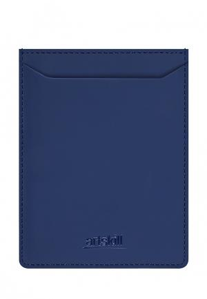 Обложка для документов Artskill. Цвет: синий