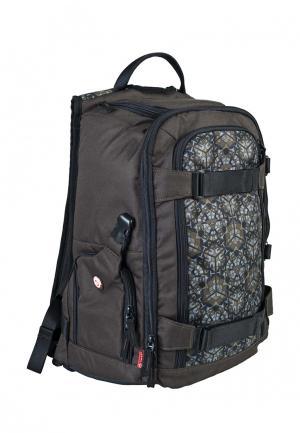 Рюкзак Target. Цвет: коричневый