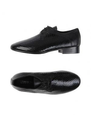 Обувь на шнурках I PINCO PALLINO I&S CAVALLERI. Цвет: черный