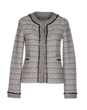 Пиджак BRUNO MANETTI. Цвет: серый