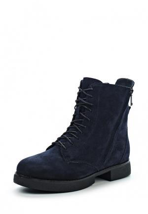 Ботинки Covani. Цвет: синий